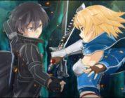 Sword Art Online Re: Hollow Fragment riceve la data di rilascio per la versione PC