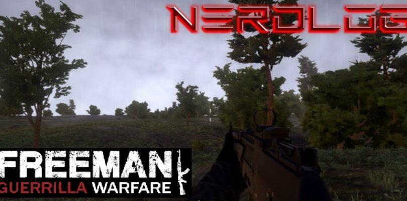Freeman: Guerrilla Warfare – Nuovo fantastico agiornamento v0.120