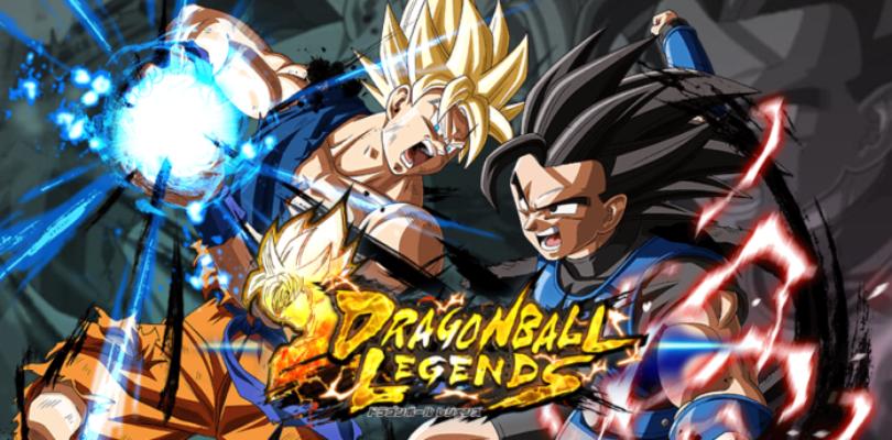 Dragon Ball Legends – Registrazioni per la beta su mobile