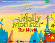 Molly Monster – In anteprima a Cinecittà World