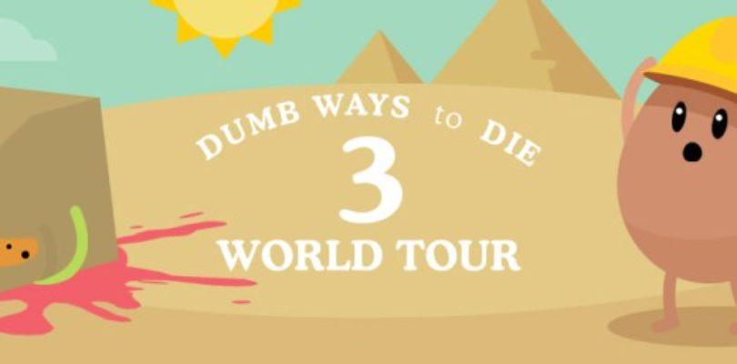 Dumb Ways to Die 3 – World Tour