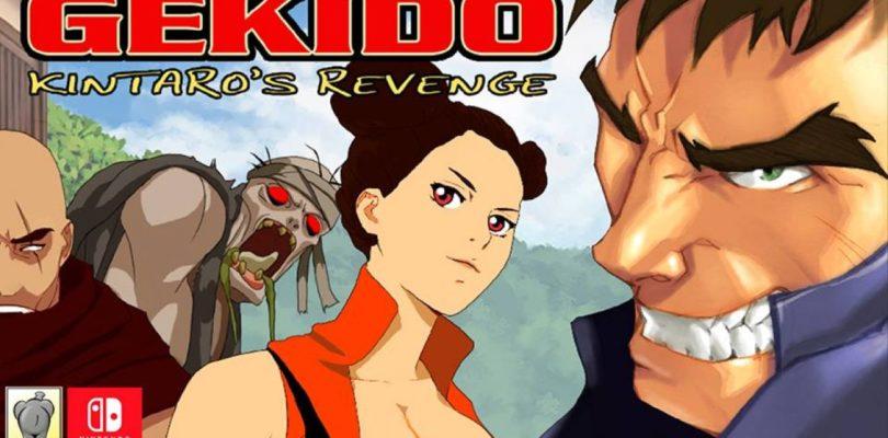 Gekido Kintaro's Revenge – In arrivo anche su Nintendo Switch