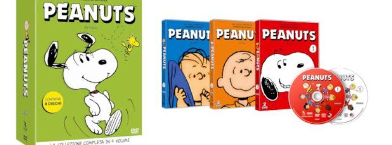 [RECENSIONE] Peanuts – Collezione completa in DVD