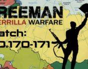 Freeman: Guerrilla Warfare – Nuovi aggiornamenti v0.170-171