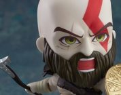 Nendoroid – Kratos riceve una action figure