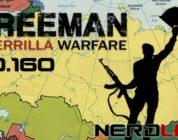 Freeman: Guerrilla Warfare – Grande aggiornamento v0.160