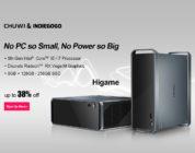 HiGame – Il primo mini PC al mondo alimentato dall'8° generazione
