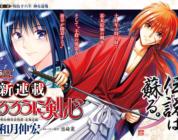 Rurouni Kenshin: Hokkaido Arc – Il manga riprende a Giugno