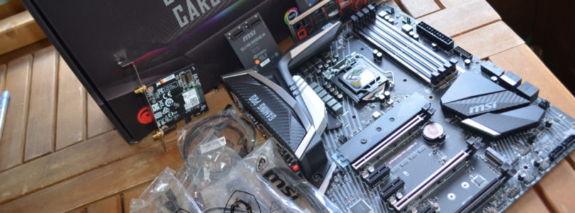 [RECENSIONE] Scheda Madre Z370 GAMING PRO CARBON AC