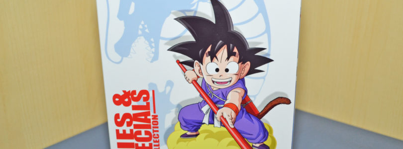 [RECENSIONE] Dragon Ball – Box Movie Collection&TV Specials