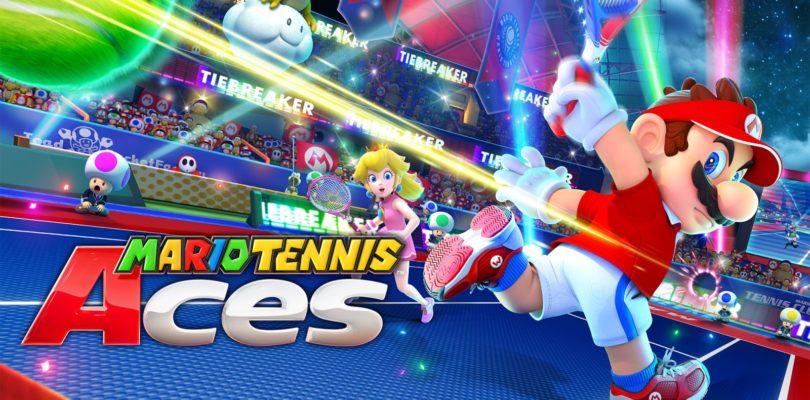 [NEWS]Mario Tennis Aces – Sta per ricevere una beta gratuita