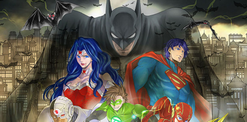 [NEWS] In arrivo il manga Batman & the Justice League della DC Comics