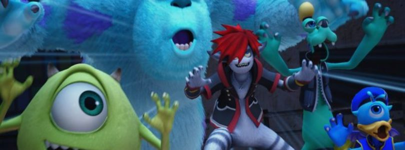 [NEWS] Kingdom Hearts III sarà riproducibile all'E3 2018