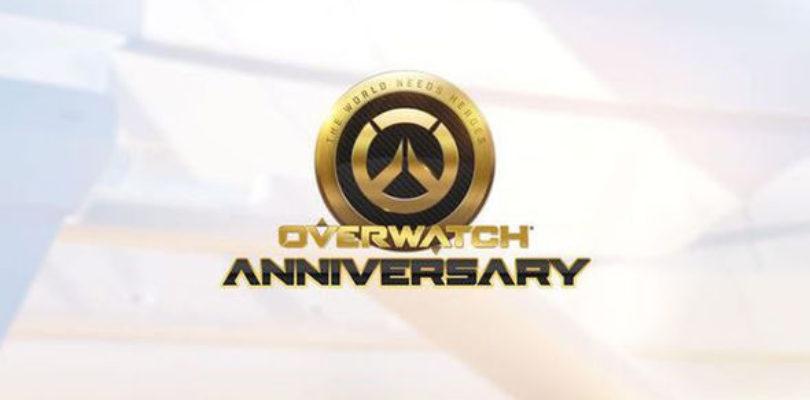 [NEWS] Overwatch – Aggiunta una nuova mappa, 50 item e altro per celebrare il secondo anniversario