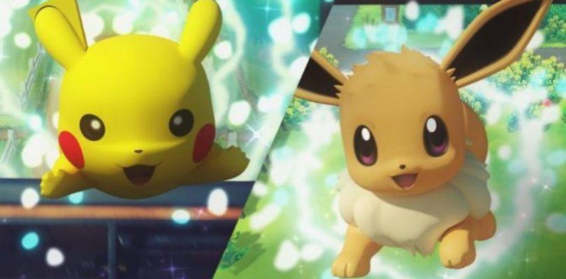 [NEWS] Pokémon: Let's Go, Pikachu! e Pokémon: Let's Go, Eevee! Arriverà su Switch questo Novembre