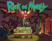 Rick and Morty e Robot Chicken – Presto in Home Vision