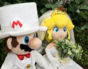 [NEWS] Mario e Peach dirigono verso l'altare nel nuovo set di peluche