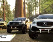 The Crew 2 – Il Trailer mostra le Mercedes-Benz Classe X Off-Roading