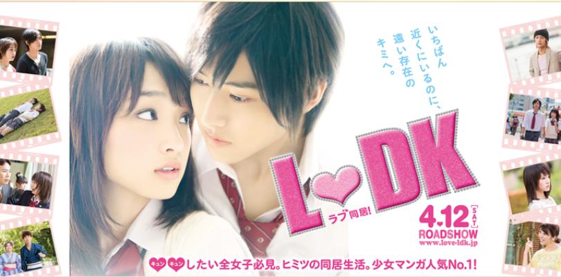 LDK – Il manga della Watanabe riceve un nuovo live action