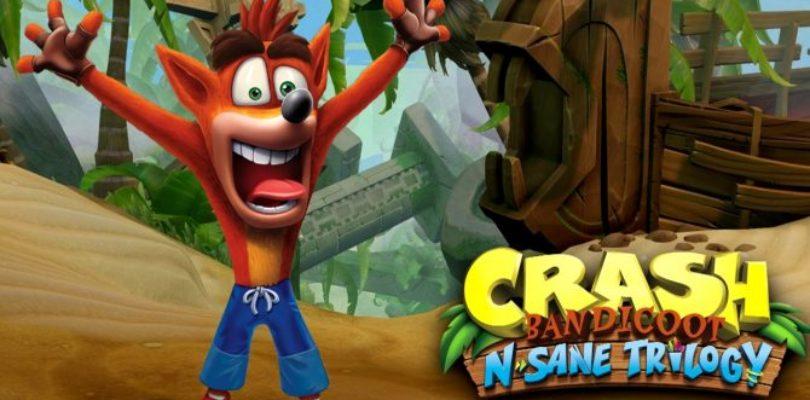 Crash Bandicoot N. Sane Trilogy – Data di uscita posticipata