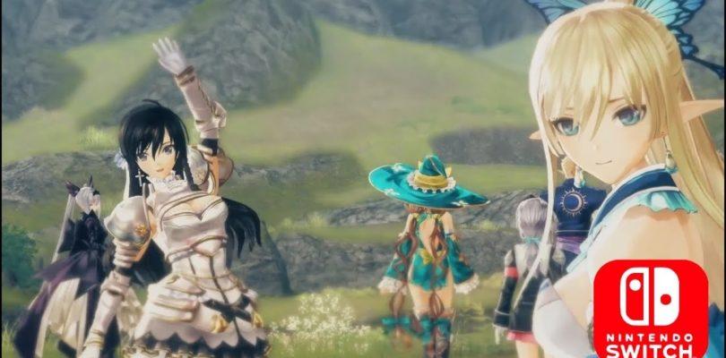 [NEWS] Shining Resonance Refrain ottiene il primo trailer che mostra la versione di Nintendo Switch