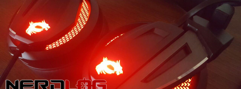 [RECENSIONE] – MSI Immerse GH70 Gaming Headset