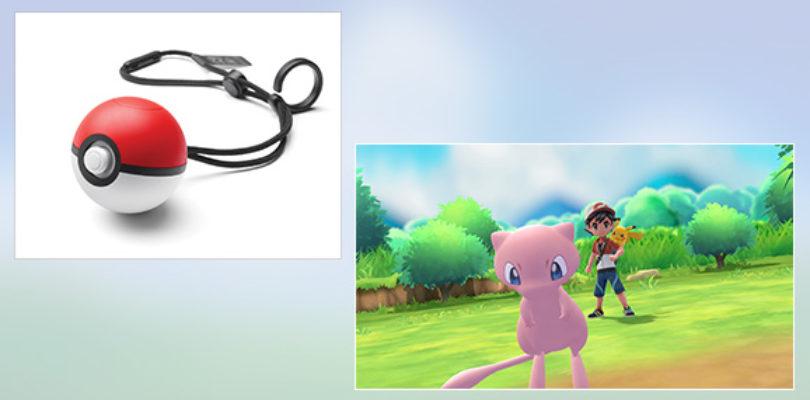 [News] Nintendo – La Pokeball Plus conterrà il Pokemon Leggendario Mew