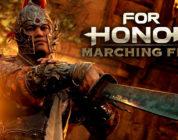 [E3 2018] For Honor Marching Fire, annunciata la nuova modalità 4v4 Castle Siege a ottobre