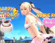 [NEWS] Dead or Alive Xtreme: Venus Vacation celebra il compleanno di Marie Rose in modo prevedibile