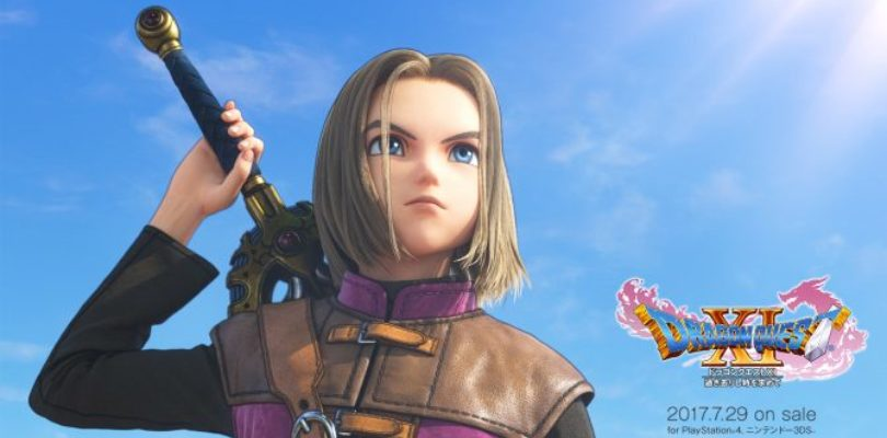 [E3 2018] Dragon Quest XI ottiene un nuovo trailer durante Square Enix Video Showcase