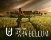 [NEWS] Disponibile ora Operation Parabellum su Tom Clancy's Rainbow Six Siege