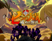 [RECENSIONE] THE SEVEN DEADLY SINS: REVIVAL OF THE COMMANDMENTS