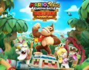 [E3 2018] Mario + Rabbids Kingdom Battle: E3 2018 Donkey Kong Adventure disponibile dal 26 giugno