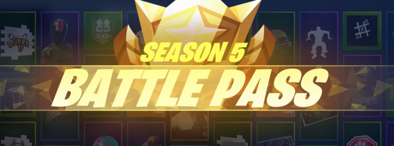 [NEWS] Il Battle Pass della Stagione 5 di Fortnite ottiene nuovi video