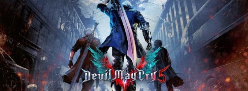 [NEWS] Devil May Cry 5 riceve i primi dettagli al Gamescom