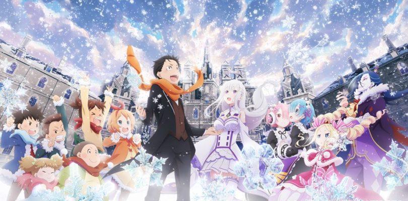 [NEWS] Re:Zero Memory of Snow – Nuove informazioni per l'OVA