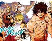 [NEWS] Kengan Ashura – Il manga giunge al termine
