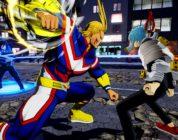 [NEWS] Rilasciato un nuovo trailer per My Hero One's Justice