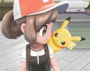 [NEWS] Nuovi screenshot per Pokemon Lets's Go, Pikachu! e Let's Go, Eevee! Caratteristica volti e posizioni familiari
