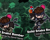 [NEWS] Solid Snake di David Hayter si insinua in Super Bomberman R