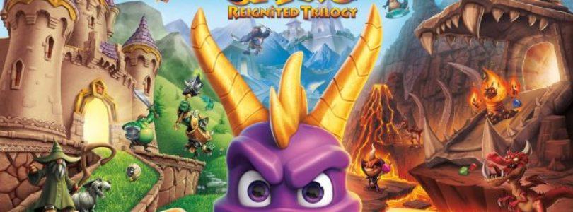 [NEWS] Ritorno del compositore Stewart Copeland in Spyro Reignited Trilogy
