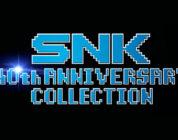 SNK 40TH ANNIVERSARY COLLECTION IN ARRIVO SU NINTENDO SWITCH QUESTO NOVEMBRE!