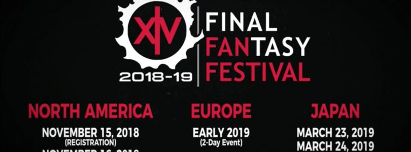 [NEWS] Disponibili i biglietti per il Final Fantasy XIV Fan Festival di Parigi