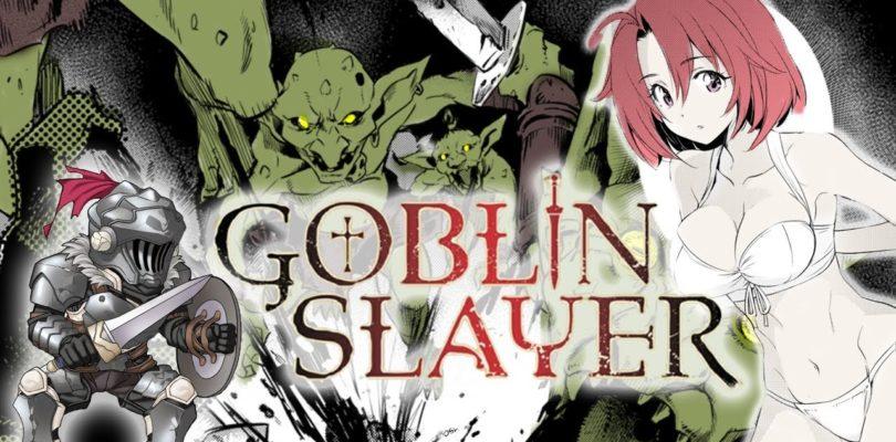 [NEWS] Novità per gli anime Goblin Slayer e Strike Witches