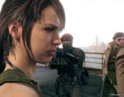 [NEWS] Metal Gear Solid V : il nuovo aggiornamento permette di giocare con Quiet