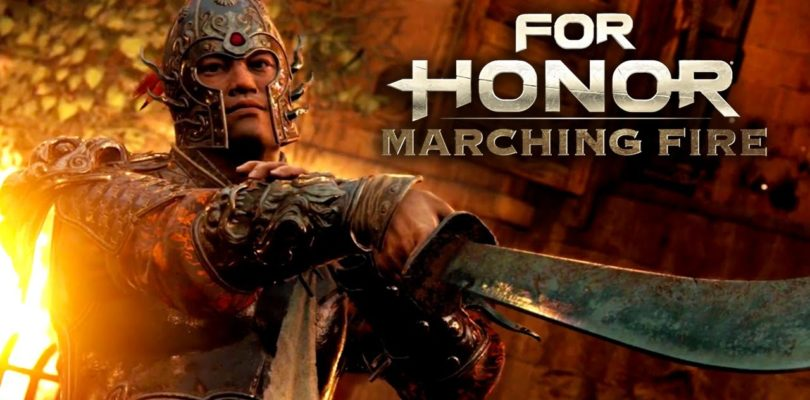 [NEWS] FOR HONOR MARCHING FIRE INTRODUCE UNA NUOVA MODALITÀ PVE