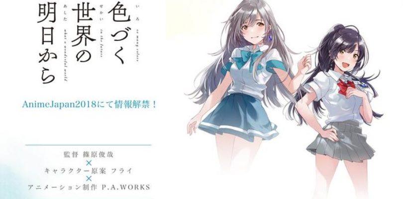 [NEWS] Iroduku Sekai no Ashita kara. – Il secondo video promo rivela nuove info