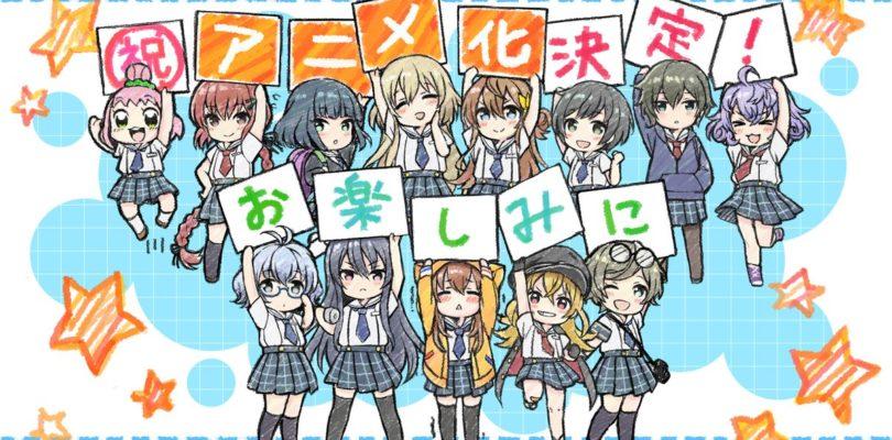 [NEWS] Hachigatsu no Cinderella Nine – Il gioco diventa anime