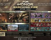 [NEWS] SVELATA LA DATA DELL'OPEN TEST PER PC DI FOR HONOR MARCHING FIRE
