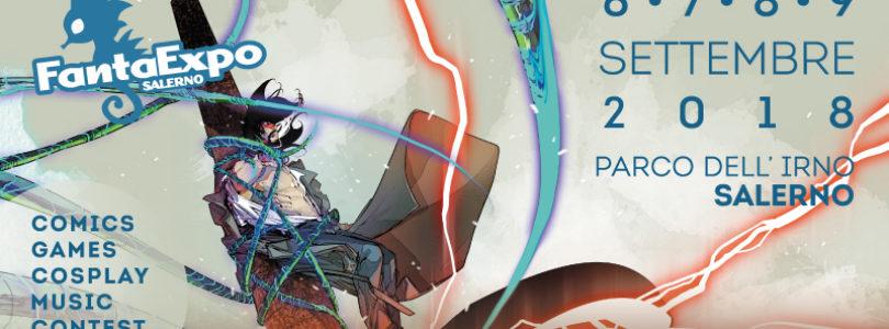 [News] FantaExpo 2018 – Presentata la nuova edizione del festival e le mostre in anteprima